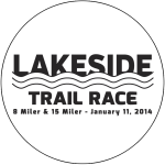 Lakeside Trail Race logo